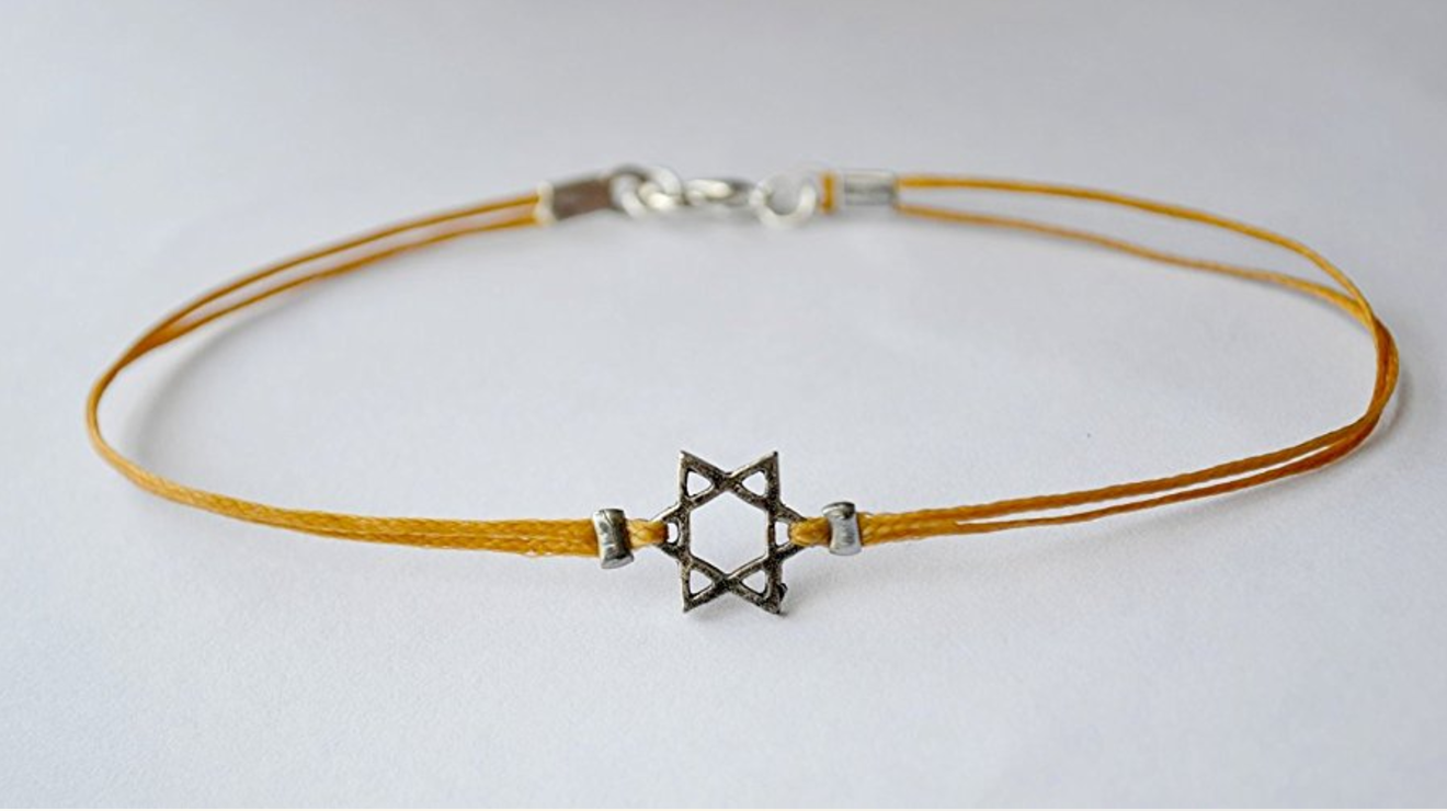 "silver star jewish single men From jack antonoff rocking a big ole jewish star necklace at the 2017 mtv   more and more people are embracing their jewish identity by literally wearing it  on their bodies  this delicate bracelet has a simple jewish star and a single  diamond ""beauty mark  silver jewish star studs (amazon, $1560."