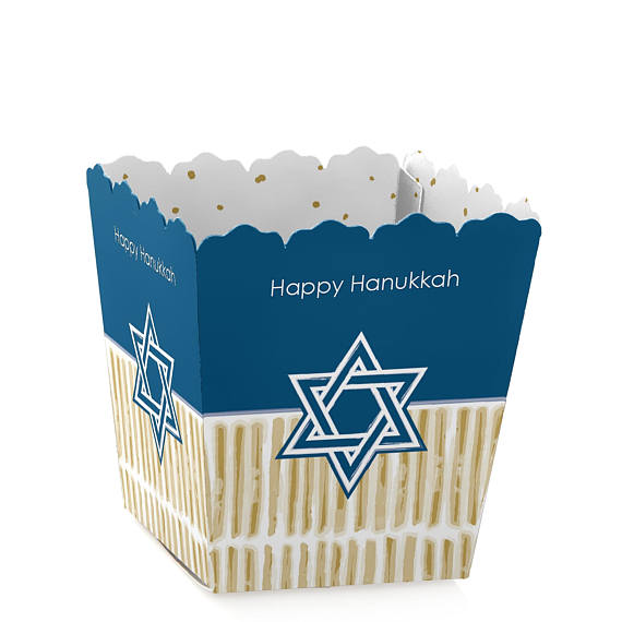 hanukkah candy box