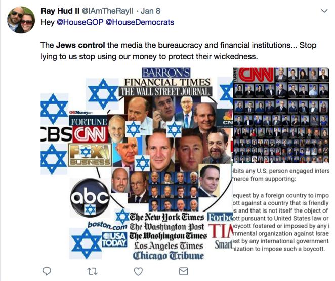 jews control media tweet