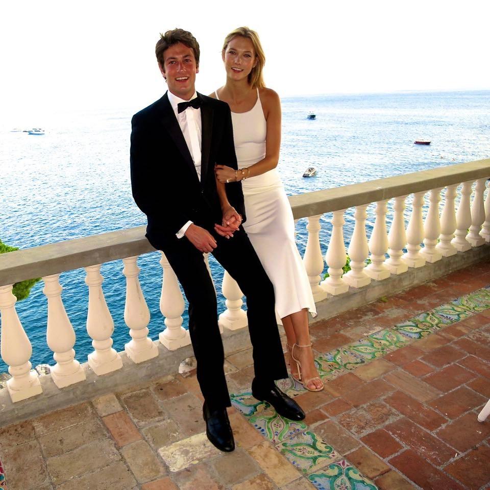 Karlie Kloss and Joshua Kushner