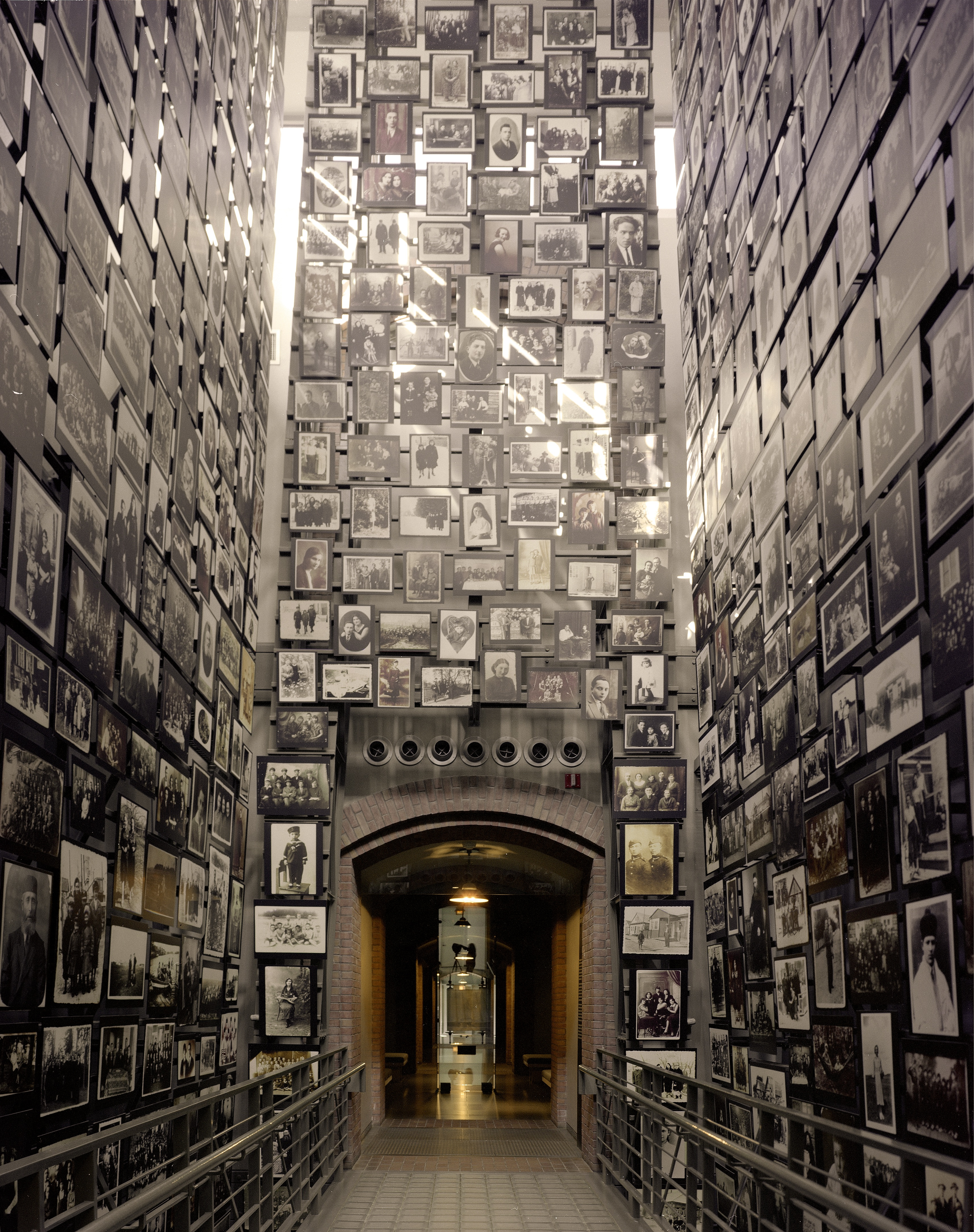 U.S. National Holocaust Museum Wall of Remembrance