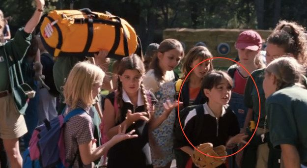 boy at camp parent trap michael lohan