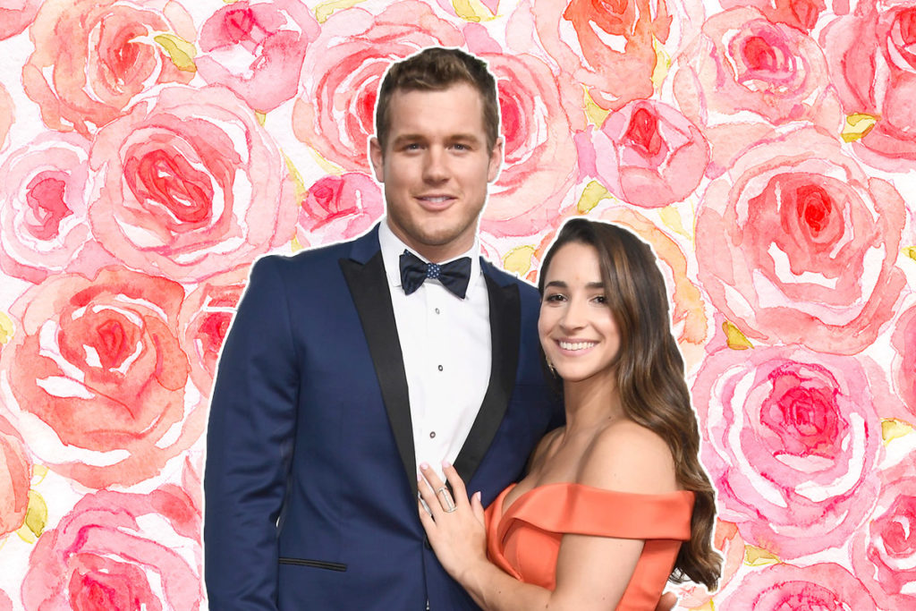 A Timeline of Aly Raisman and Bachelor Colton Underwood's Brief