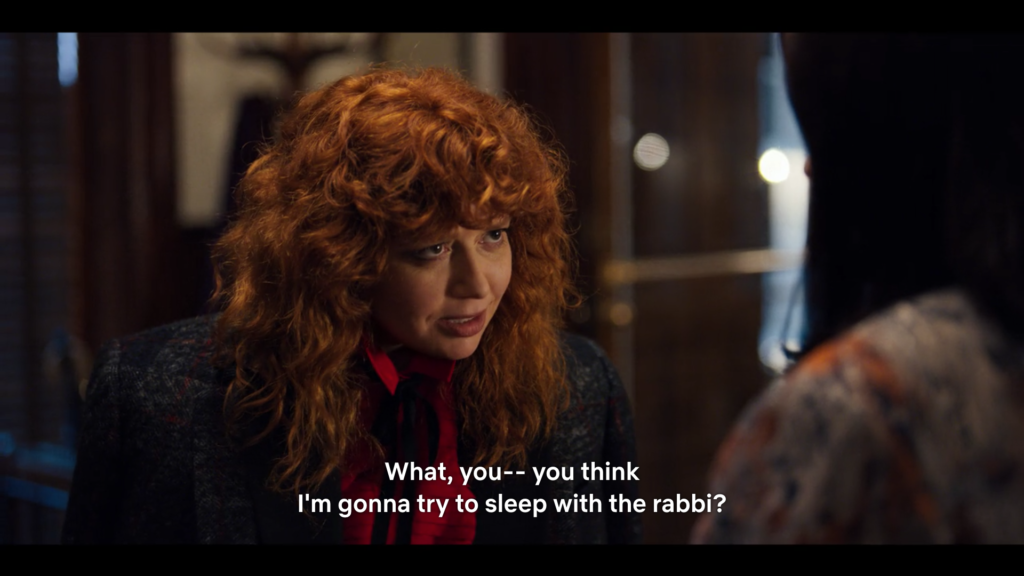 Netflix's 'Russian Doll' is Surprisingly, Deeply Jewish - Alma