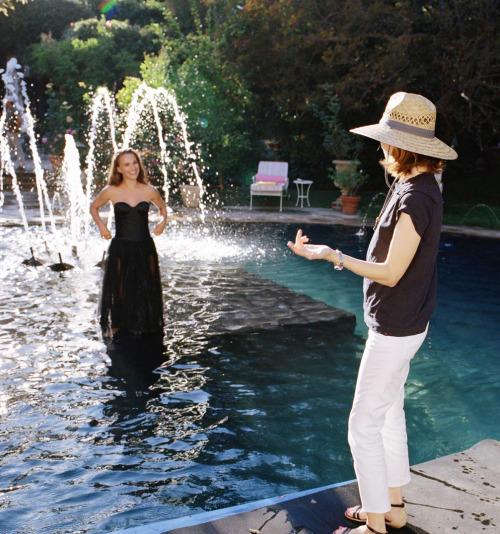 Natalie Portman Sofia Coppola