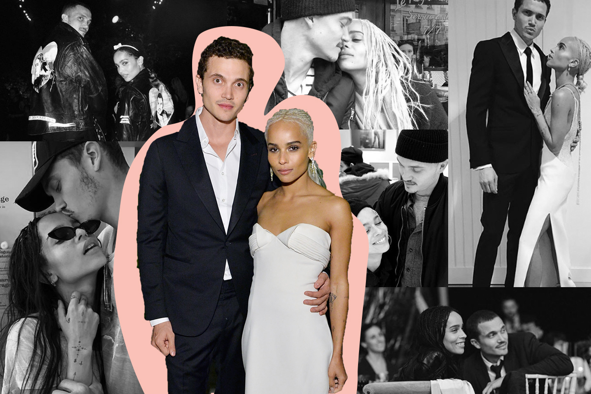 A Timeline Of Zoe Kravitz And Karl Glusman S Relationship Alma