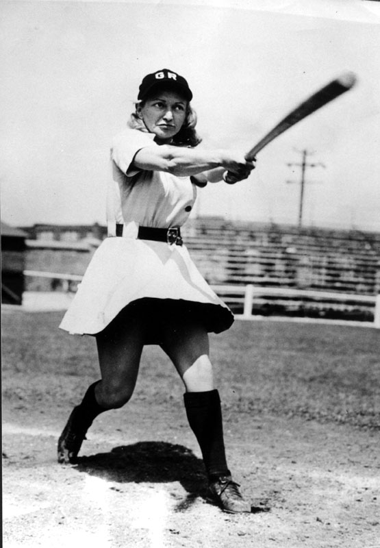 The Incredible Jewish Women's Baseball Player Who Helped Inspire 'A League of Their Own'