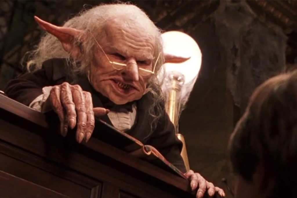 Are the Goblins in J.K. Rowling's Harry Potter Anti-Semitic? - Alma
