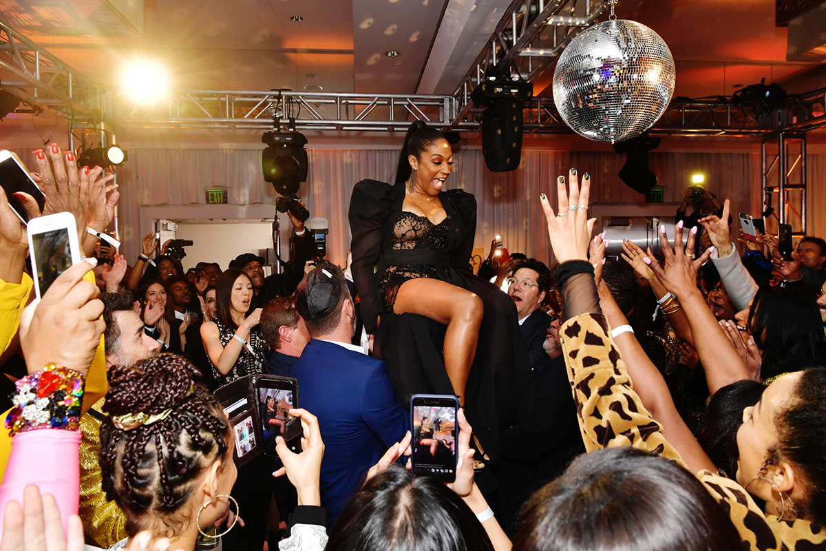 tiffany haddish bat mitzvah