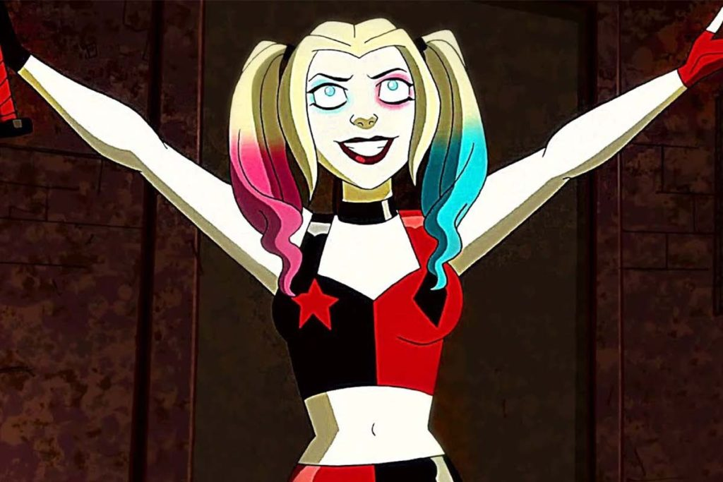 For A Show About A Jewish Anti Hero Harley Quinn Sure Has A Lot Of Anti Semitic Tropes Alma
