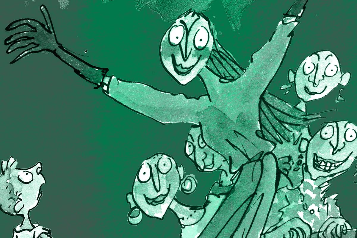 witches antisemitic