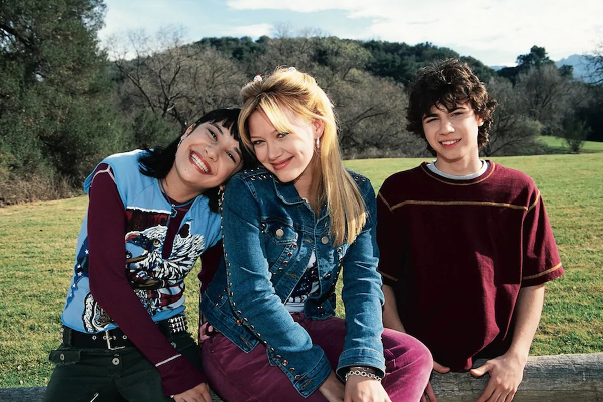 Lizzie McGuire Late Take