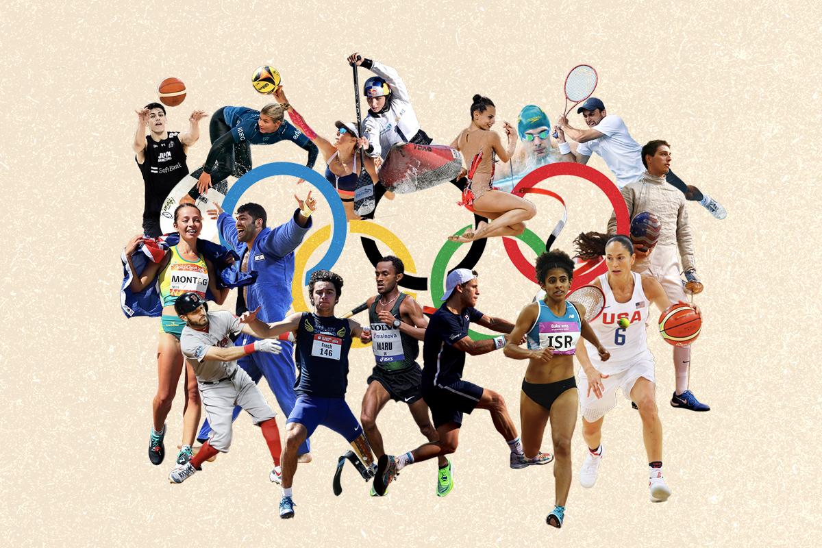 jewish olympians 2021